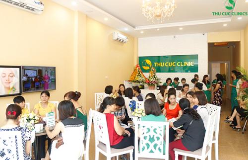 Thu Cúc Clinics Bắc Giang hứa hẹn là điểm đến thường xuyên của phái đẹp