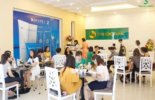 Ngay trong những ngày đầu năm 2017, Thu Cúc Clinics sẽ mở thêm cơ sở làm đẹp tại Tp. Tuyên Quang, Tp. Bắc Giang