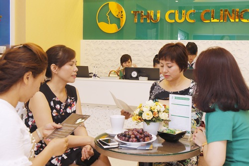 Thu Cúc Clinic Quảng Ninh tọa lạc 222 Trần Quốc Nghiễn, Hồng Hà, Hạ Long đã đem đến cho các khách hàng vùng đất mỏ những giải pháp làm đẹp cao cấp, an toàn.