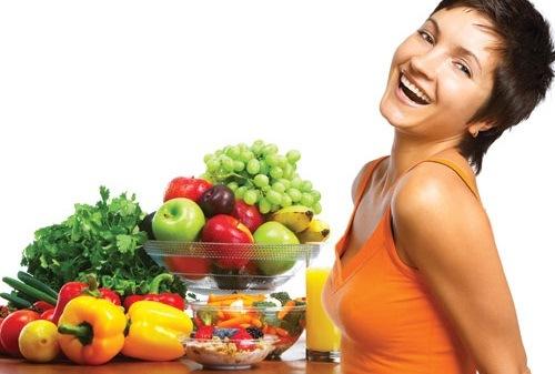 Xây dựng chế độ ăn uống phù hợp giúp làn da săn chắc từ bên trong