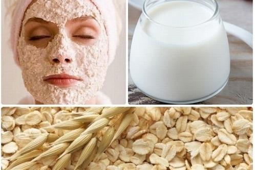 Sử dụng bột yến mạch làm trắng da mặt là phương pháp làm đẹp hiệu quả an toàn tại nhà