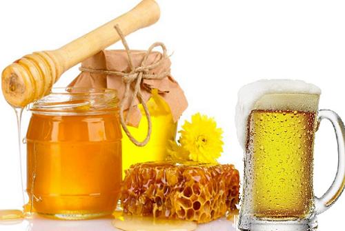 Sử dụng bia mật ong có khả năng làm đẹp da hiệu quả tại nhà