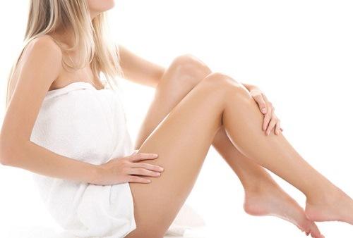 Tẩy lông chân bằng nguyên liệu thiên nhiên không đem đến hiệu quả lâu dài