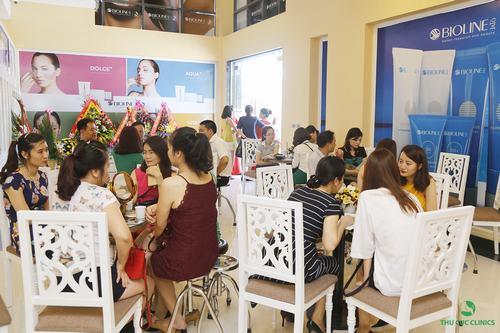 Những ưu đãi KHỦNG của Thu Cúc Clinics góp phần nhân rộng cơ hội làm đẹp cao cấp đến đông đảo phái đẹp Việt.