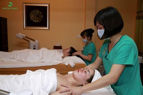 Thư giãn, chăm sóc da với gói trị liệu phục hồi cơ thể bằng thảo dược