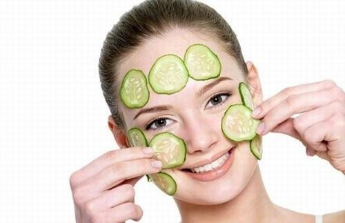 Đắp mặt nạ tự nhiên giúp làn da được cung cấp đầy đủ các dưỡng chất