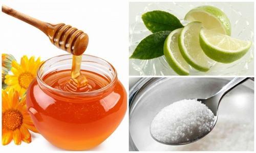 Hỗn hợp chanh, đường và mật ong khá an toàn cho vùng kín nhạy cảm của bạn