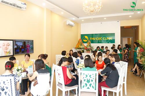 Thu Cúc Clinics – địa chỉ làm đẹp được đông đảo chị em phụ nữ Việt tin chọn