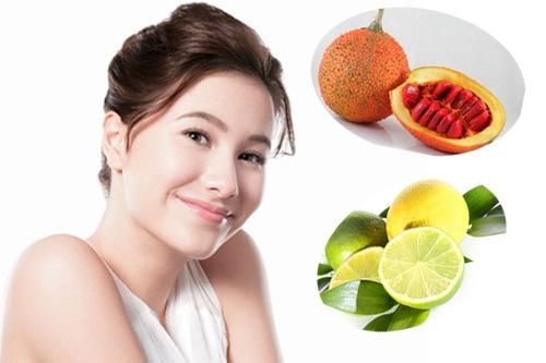 Dầu gấc chanh chứa nhiều dưỡng chất, đem đến khả năng khai sáng làn da