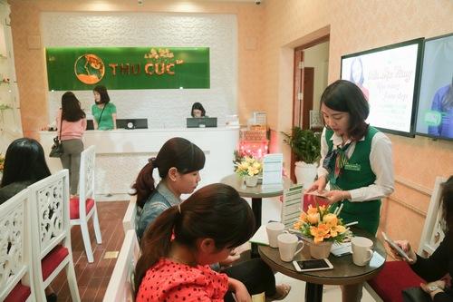 Dịch vụ triệt lông tại Thu Cúc Clinics đang nhận được quan tâm của đông đảo khách hàng