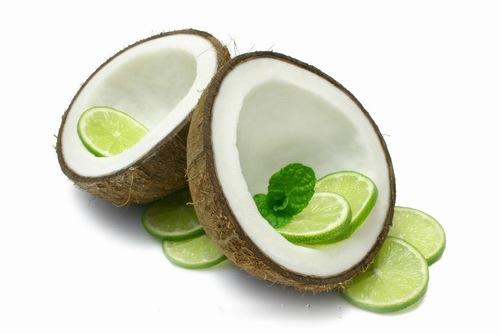 Trị tàn nhang bằng chanh, dầu dừa là phương pháp làm đẹp đơn giản dễ thực hiện