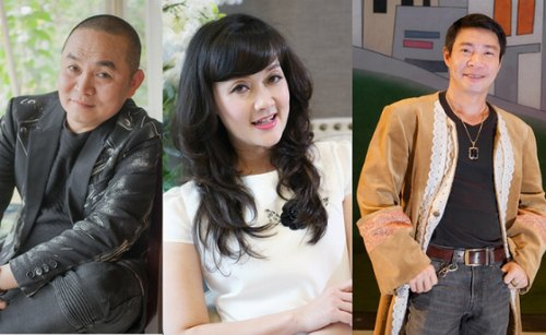 """Các nghệ sĩ Hài danh tiếng sẽ đem đến những tiết mục đặc sắc trong đêm kịch """"Không ai phải sợ"""" diễn ra ngày 11/03 tại Trung tâm văn hóa Kinh Bắc, thành phố Bắc Ninh."""