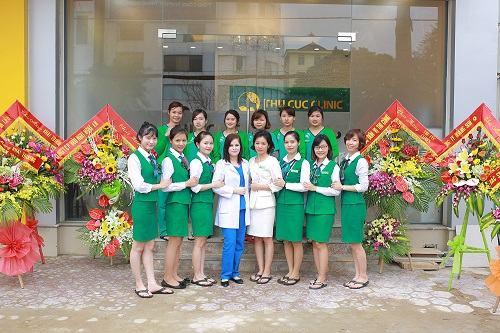 Thu Cúc Clinics là địa chỉ làm đẹp uy tín, an toàn được hàng triệu khách hàng tin tưởng