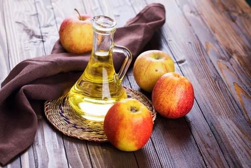 Giaasm táo chứa nhiều dưỡng chất có khả năng nuôi dưỡng làn da trắng sáng