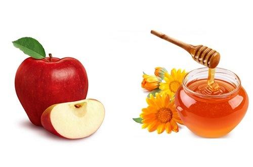 Kết hợp giấm táo, mật ong giúp làn da được nuôi dưỡng ở mức tốt nhất