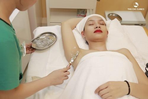 Laser Diode là công nghệ triệt lông hiện đại được phái đẹp tin chọn