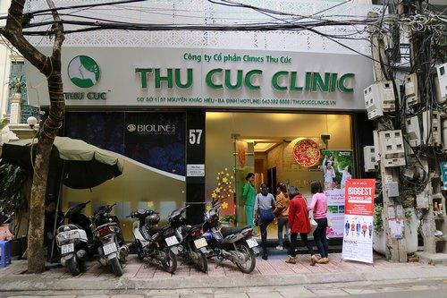 Thu Cúc Clinic Nguyễn Khắc Hiếu là một trong những địa chỉ spa triệt lông uy tín ở Hà Nội được các chị em tin chọn.