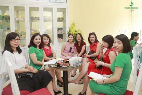 Các dịch vụ làm đẹp tại Thu Cúc Clinics Lạng Sơn nhận được quan tâm của đông đảo chị em xứ Lạng