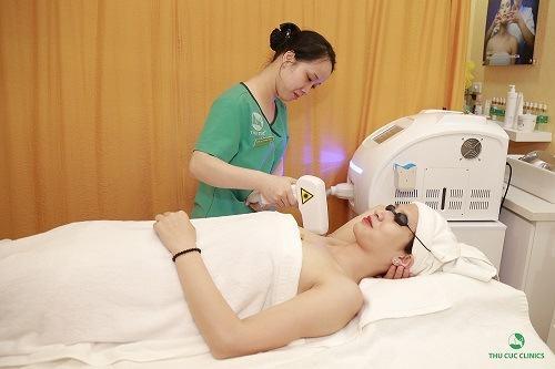 Triệt lông nách bằng công nghệ Laser Diode là giải pháp được đông đảo tín đồ ưa chuộng