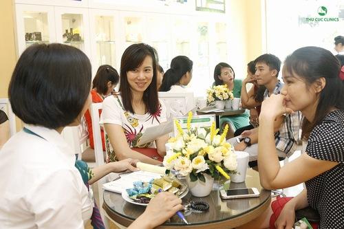 Thu Cúc Clinics là một trong những thương hiệu chăm sóc và điều trị da uy tín, chất lượng