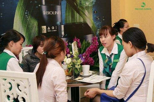 Ngay khi xuất hiện, Thu Cúc Clinics nhanh chóng trở thành địa chỉ làm đẹp tin cậy cho các chị em vùng đất quan họ. Đặc biệt sự hiệu quả khi triệt lông công nghệ cao khiến nơi đây được đánh giá là spa triệt lông uy tín ở Bắc Ninh được yêu thích nhất.