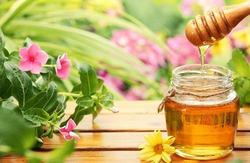 Có mặt ở hầu hết các công thức làm đẹp, mật ong không chỉ có khả năng nuôi dưỡng làn da trắng sáng mà còn còn đem đến tác dụng trị nám hiệu quả. Theo đó bạn chỉ cần sử dụng lượng mật ong vừa đủ tiếp đến thoa lên vùng bị nám, kết hợp mát xa nhẹ nhàng. Thư giãn chừng 4 - 5 phút cho dưỡng chất thẩm thấu thì rửa lại với nước lạnh.