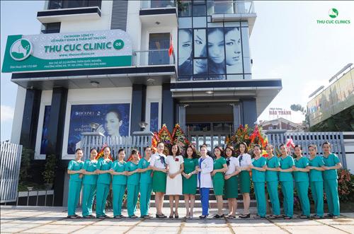 Thu Cúc Clinic Quảng Ninh chính thức đi vào hoạt động từ giữa năm 2016 và trở thành địa chỉ làm đẹp da tin cậy