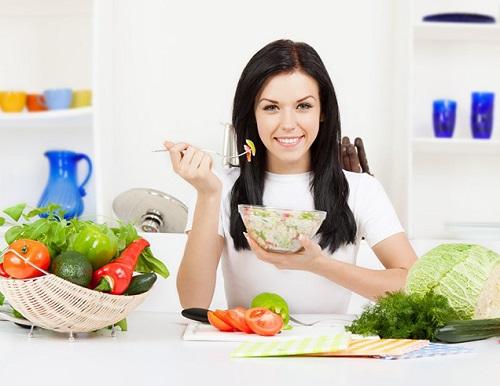 Xây dựng chế độ dinh dưỡng lành mạnh để làm đẹp da & bảo vệ sức khỏe
