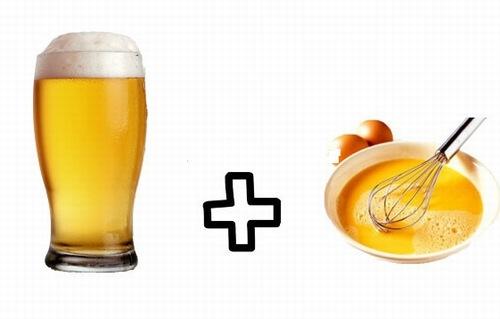 Tắm trắng bằng bia kết hợp với mật ong giúp làm trắng da hiệu quả