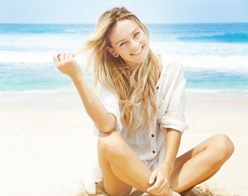 Làn da sáng mịn, căng hồng sức sống giúp mỗi eva thêm tự tin và tỏa nắng trọn hè