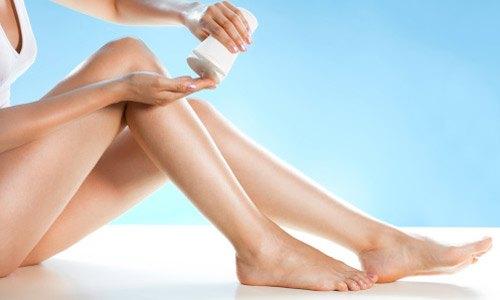 Sau khi triệt lông, cần chống nắng cẩn thận cho vùng da điều trị.