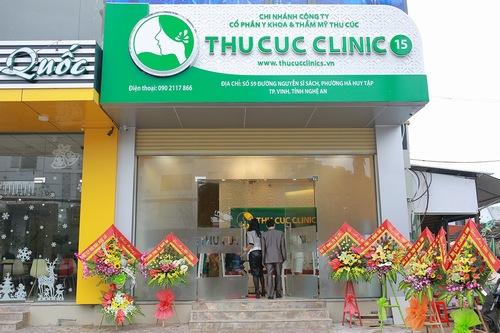 Thu Cúc Clinic Vinh đã và đang là địa chỉ triệt lông uy tín được nhiều chị em tin chọn