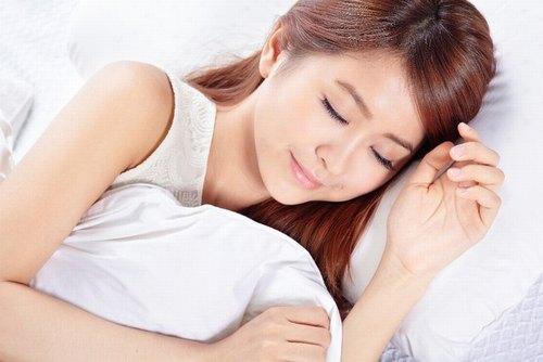 Chỉ với việc đảm bảo chất lượng giấc ngủ, bạn đã giúp cho da sáng khỏe hơn.