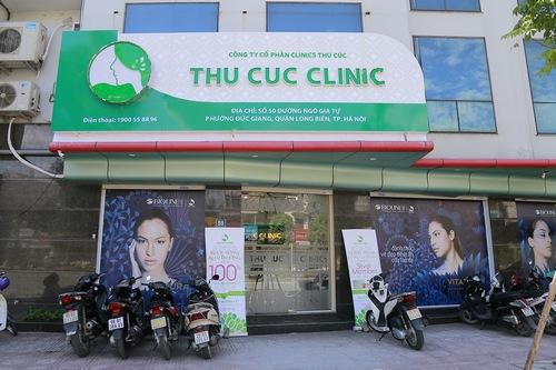 Thu Cúc Clinics - thương hiệu thẩm mỹ bậc nhất toàn quốc