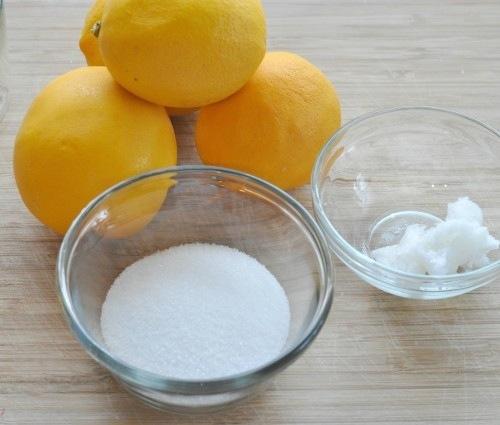 Chanh muối chứa nhiều dưỡng chất có tác dụng trị viêm lỗ chân lông
