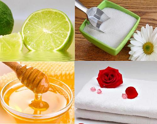 Các nguyên liệu để làm sáp wax lông tại nhà