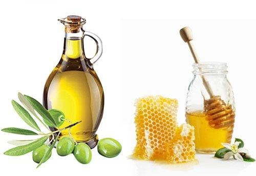Kết hợp dầu dừa, mật ong trị rạn ra cho bà bầu