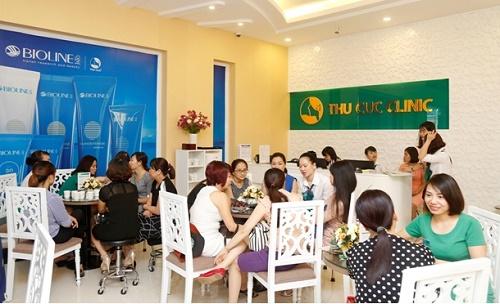 Thu Cúc Clinics là địa chỉ làm đẹp quen thuộc của hàng triệu phụ nữ Việt trên toàn quốc