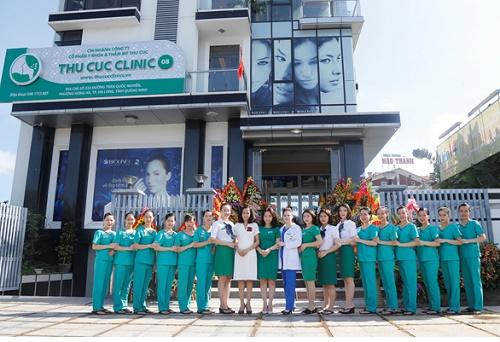 Thu Cúc Clinics dần hoàn thành mục tiêu xây dựng 100 cơ sở làm đẹp cao cấp trên cả nước