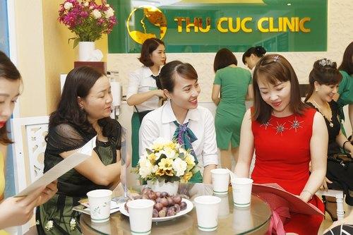 Hòa chung với không khí ngày đại lễ 30/04 – 01/05, Thu Cúc Clinics dành tặng những ưu đãi cực KHỦNG tới 50% chi phí dịch vụ cho các tín đồ làm đẹp.