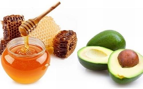 Hỗn hợp bơ mật ong có tác dụng triệt lông nách hiệu quả