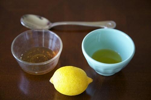 Thao chanh, mật ong lên da mỗi ngày có khả năng làm mờ các vết thâm sạm