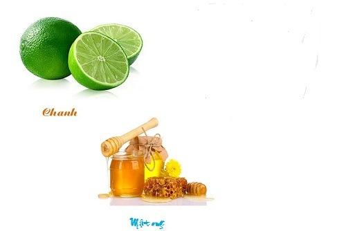Nhờ chứa axit tự nhiên, vitamin C nên chanh có tác dụng giảm mụn, tẩy tế bào chết, dưỡng ẩm và nhất là làm sáng da. Sử dụng công thức tắm trắng bằng mật ong nước cốt chanh thường xuyên sẽ giúp bạn sở hữu làn da mềm mại và trắng sáng tự nhiên.