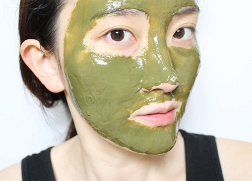 Đắp mặt nạ trà xanh - trứng gà để da sáng khỏe, sạch mụn