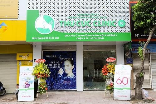 Thu Cúc Clinics chào đón thành viên thứ 10 tại Quận 4 thành phố Hồ Chí Minh