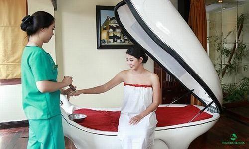 Tắm trắng phi thuyền mang lại hiệu quả nhanh chóng và tối ưu hơn