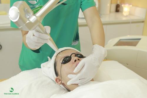 Trị nám với công nghệ Laser YAG tại Thu Cúc Clinics mang lại hiệu quả cao và tiết kiệm tối đa thời gian làm đẹp