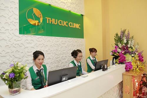 Các tư vấn viên Thu Cúc Clinics luôn sẵn sàng hỗ trợ khách hàng 24/7.