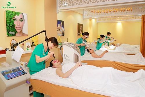 Thu Cúc Clinics Ninh Bình hứa hẹn mang đến cho phái đẹp đất cố đô đa dạng liệu pháp làm đẹp da hiệu quả, an toàn