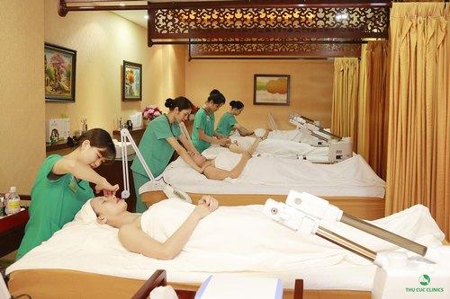 Chăm sóc trẻ hóa da tại Thu Cúc Clinics là bí quyết làm đẹp của hàng triệu phụ nữ Việt.